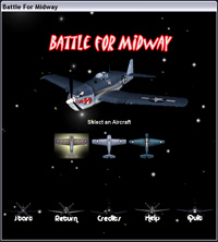 Battle for Midway Screenshot