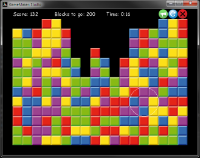 Blocks screenshot