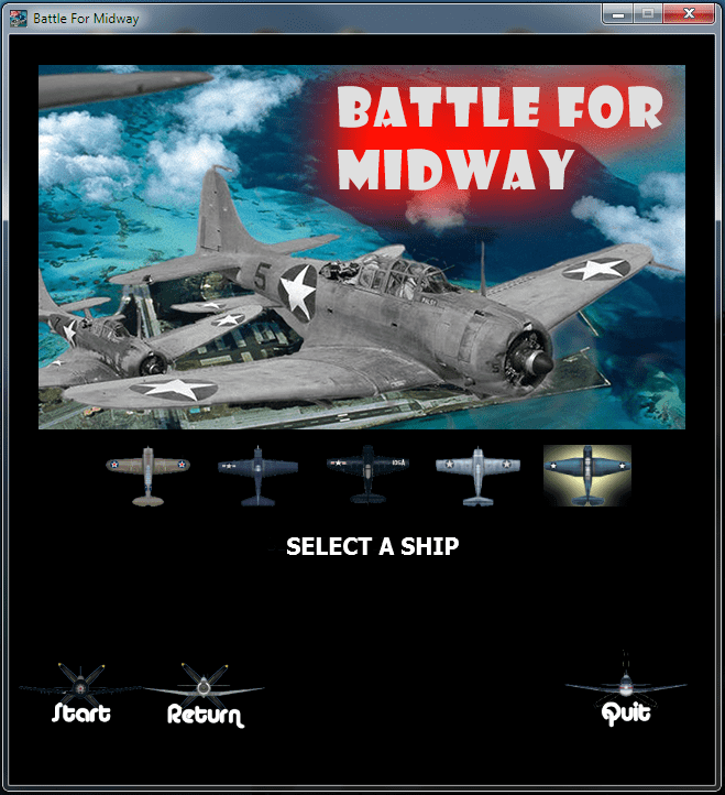 Battle of Midway Image