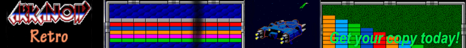 Get Arkanoid-Retro Now!