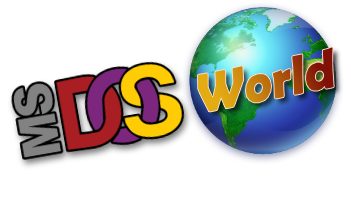 MS DOS World