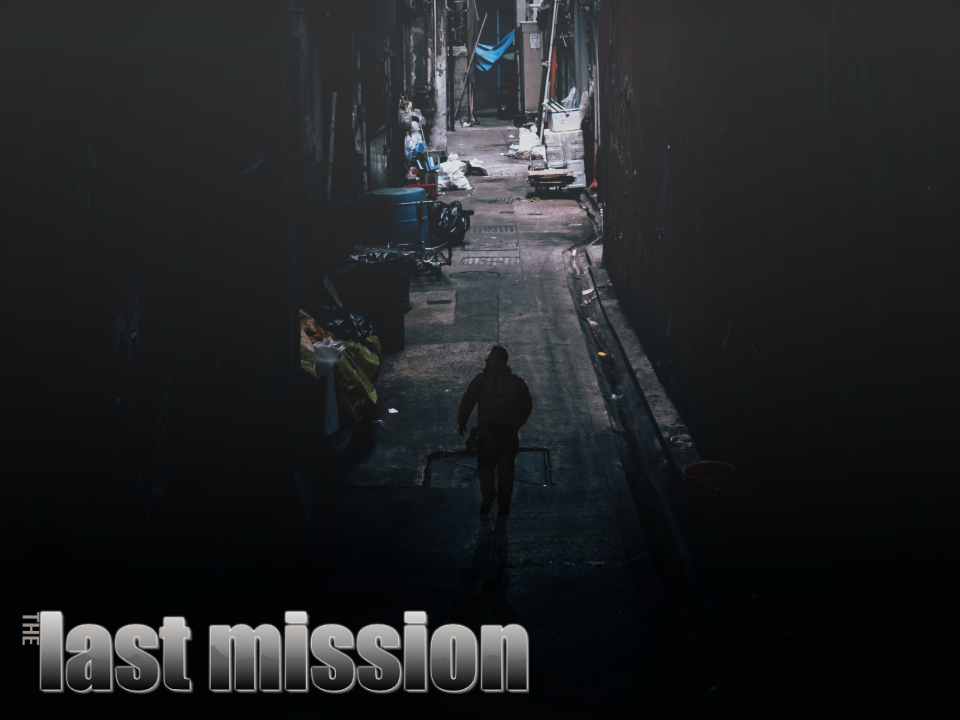 The Last Mission concept art 5
