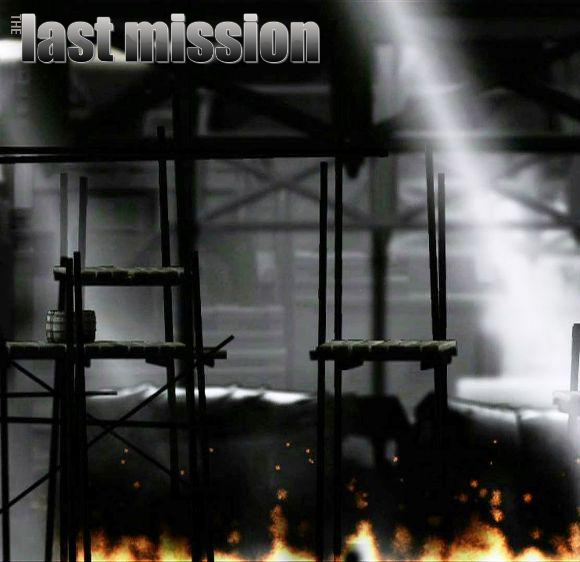 The Last Mission Concept Art 9